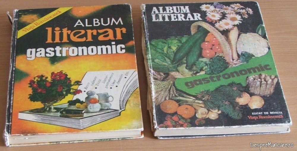 Almanah literar gastronomic din 1981 si 1982.