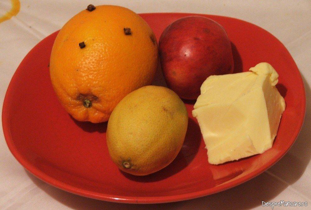 Ingrediente pentru curcanul de Craciun 2.