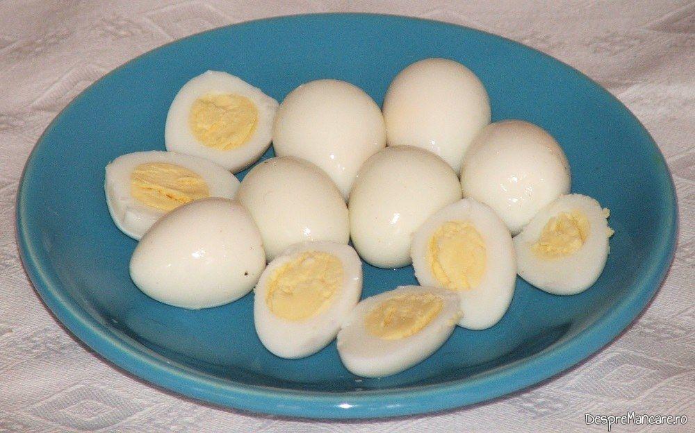 ouă de prepeliță și erecție)