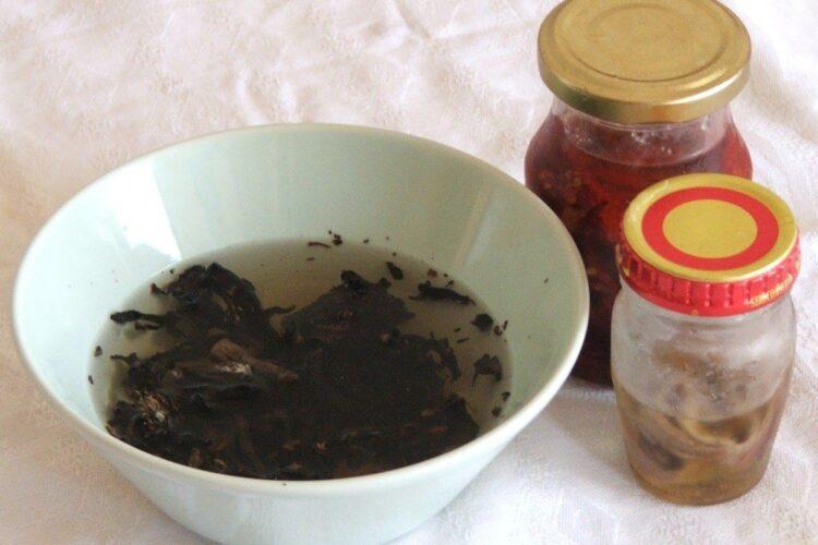 Ingrediente de trebuinta pentru cotlet de platica in sos de rosii, cu paste fainoase si creveti.