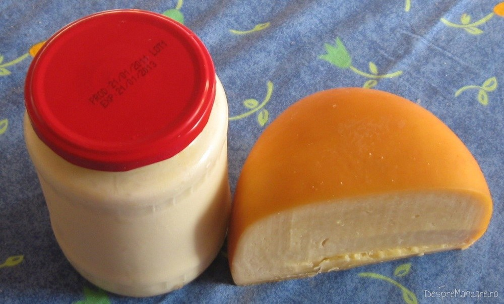 Ingrediente de folosinta pentru preparare paste fainoase.